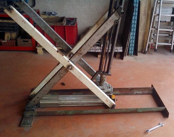 Forum 900 xj et variantes afficher le sujet table for Table basse fabrication maison