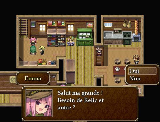[En pause]La princesse Déchue Dialogo-3508c7f