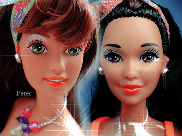Mes Barbie Playline Glitter-beach-34ea112